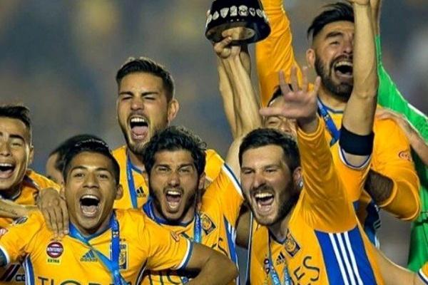 Tigres vence nos penaltis torneio de abertura do campeonato mexicano