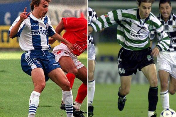 90546b00bb Sporting-FC Porto  Edmilson vê o campeão «moralizado e sem pressão ...