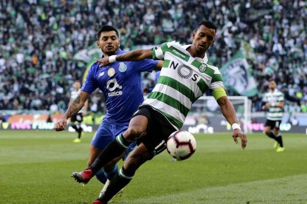 I Liga: Sporting e FC Porto empatam a zero no Estádio José Alvalade