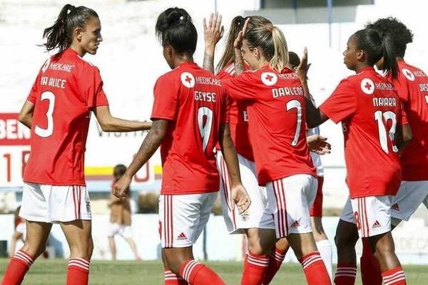 Final da Taça com Benfica em estreia e Valadares Gaia na terceira tentativa