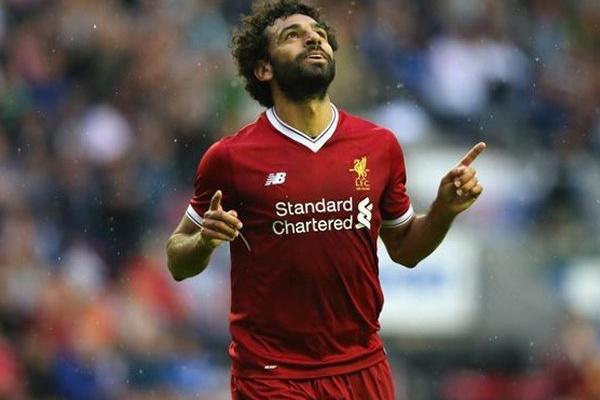 Mercado: Eis o alvo do Liverpool para acompanhar Salah no ataque na próxima época