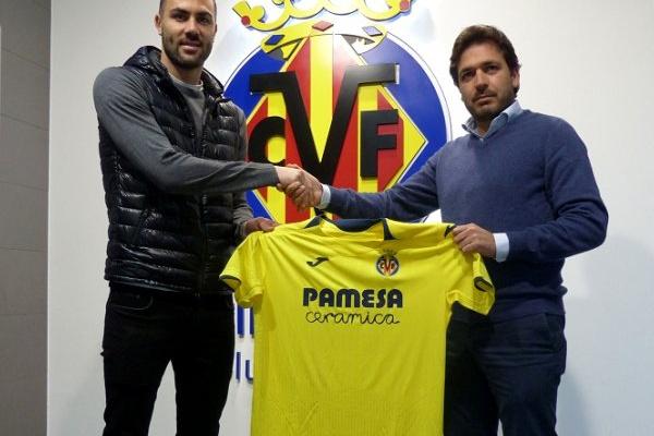 Mercado: Iborra é reforço do Villarreal, adversário do Sporting na Liga Europa