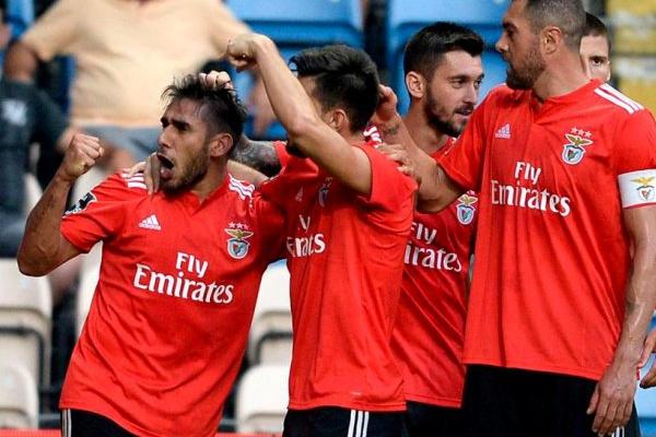 «Muitos não acreditavam no Benfica e vamos dar luta até final», Salvio