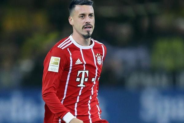 Mercado: Alemão Sandro Wagner transfere-se do Bayern Munique para o Tianjin Teda