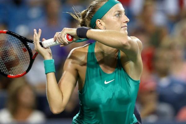 Open da Austrália: Petra Kvitova está na final após vencer Danielle Collins