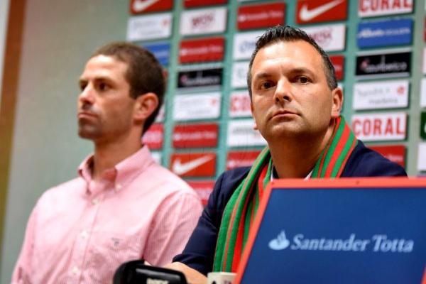 Cláudio Braga: «Só nos passa uma coisa pela cabeça que é ganhar»