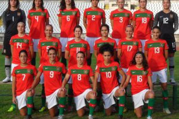 Seleção feminina prepara Euro2017 com particulares diante da Ucrânia