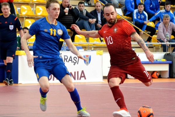 Futsal  Ricardinho volta a ser eleito Melhor Jogador do Mundo ... b9e41552c3cb1