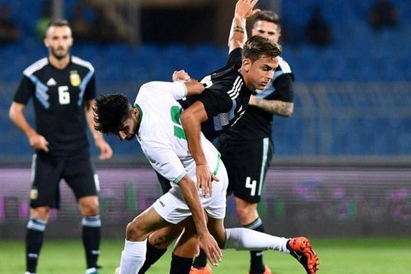 Campeã mundial França empata em casa com Islândia, Cervi marca pela Argentina
