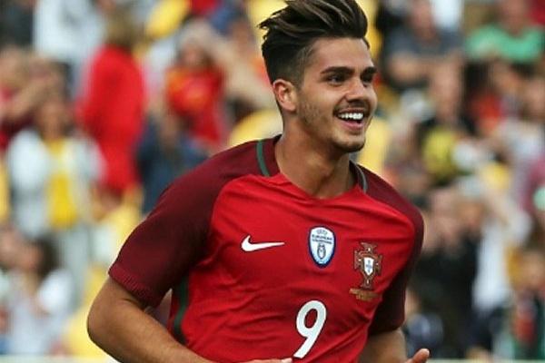 André Silva soma golo 15 na seleção lusa e junta-se a Jordão