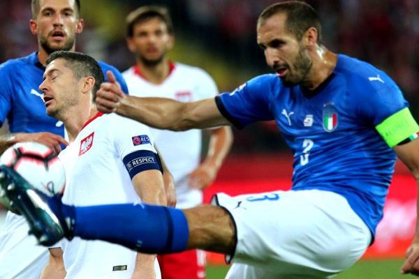 Liga das Nações: Biraghi 'salva' Itália aos 90+2 e impede apuramento de Portugal