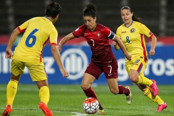 104c5a6cdc Euro-2017 Feminino  Portugal defronta Inglaterra