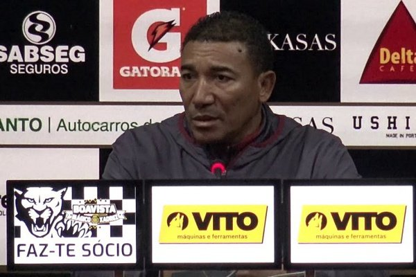Boavista: Vidigal diz que equipa precisa de muita paciência frente ao Santa Clara