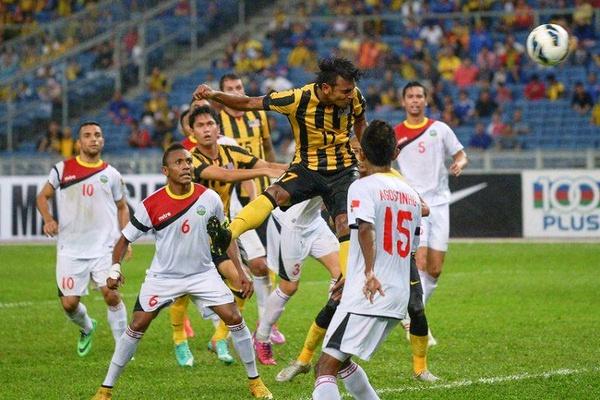 Timor-Leste defronta Malásia no arranque do apuramento para o Mundial-2022