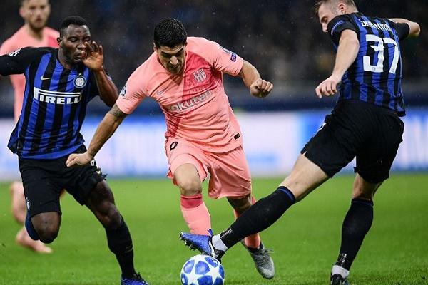 Síntese: 'Barça' é o primeiro a chegar aos 'oitavos' da LC, FC Porto quase lá