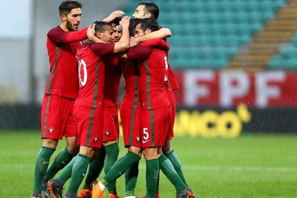 Sub-21 portugueses a um empate com a Polónia da fase final do Europeu 2ce8a3449e076