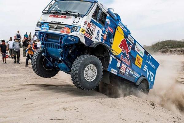Andrey Karginov expulso do Dakar 2019 por atropelar espetador e omitir auxílio