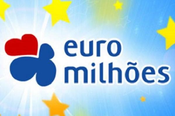 Euromilhões: 'Jackpot' sobe para 58 milhões de euros