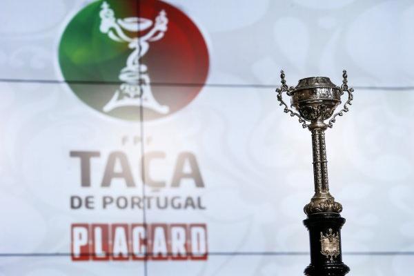 FC Porto e Sporting com oposição de 'primeira' na Taça, Benfica em Montalegre