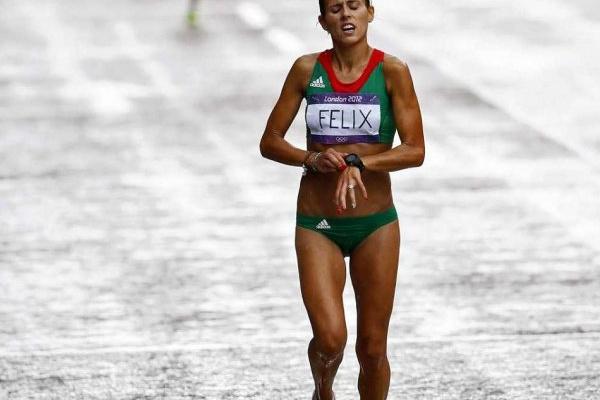 Dulce Félix quinta classificada na Maratona de Valência