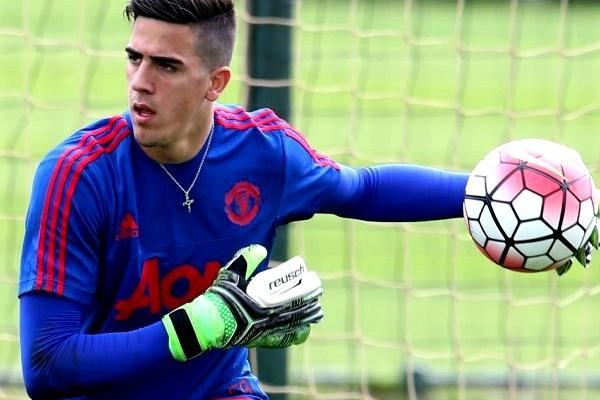 Mercado: Joel Pereira está de regresso ao Manchester United