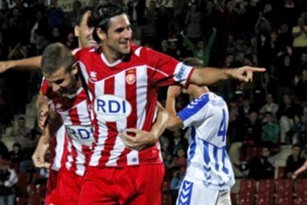 2c7eb1dc5a Espanha  Girona empata em casa e sobe pela primeira vez à La Liga ...