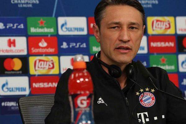 Kovac assume antijogo: «O jogo estava perto de acabar e é preciso queimar tempo»