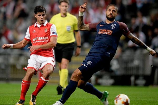 LE: Sp. Braga perde, mas garante estatuto de cabeça de série na prova