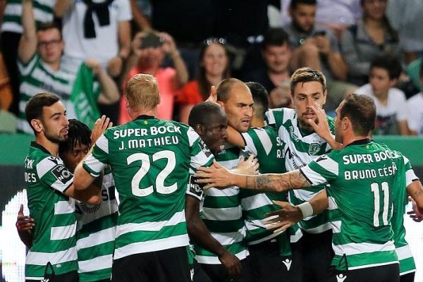 LE: Sporting com longa viagem até Astana, Braga tenta bom resultado em Marselha