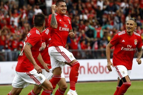 c233e0782e45c Benfica inicia corrida ao título frente a Vitória de Guimarães com novas  ideias