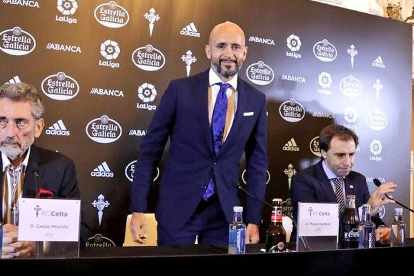 Miguel Cardoso quer fazer do Celta de Vigo um clube «mais forte e mais capaz»