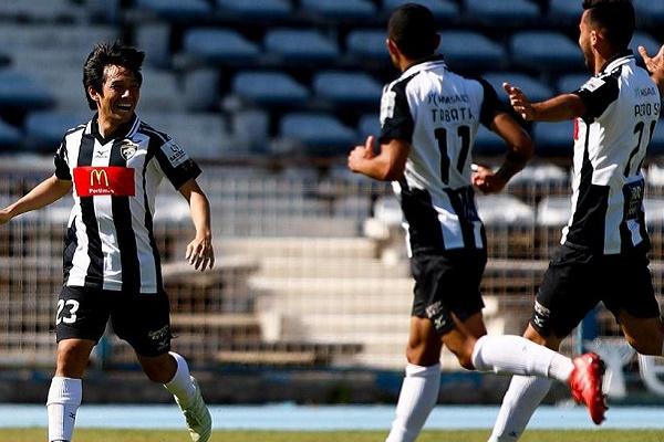I Liga: Feirense 0-1 Portimonense (ficha)