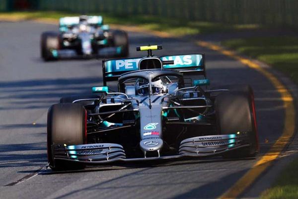 Fórmula 1: Valtteri Bottas vence GP da Austrália em 'dobradinha' Mercedes
