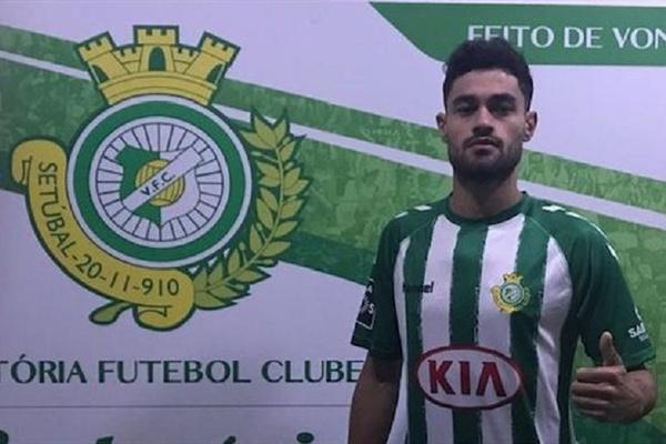 Mercado: Bruno Pires reforça defesa do Vitória de Setúbal até 2020