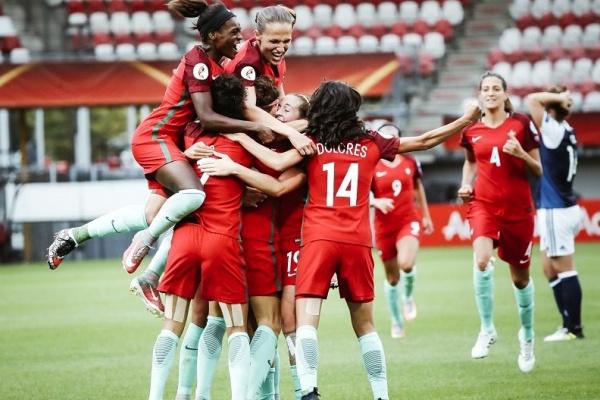 Portugal entra a vencer no apuramento para o Euro sub-19 feminino