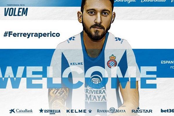 Mercado: Benfica cede argentino Facundo Ferreyra ao Espanyol por época e meia