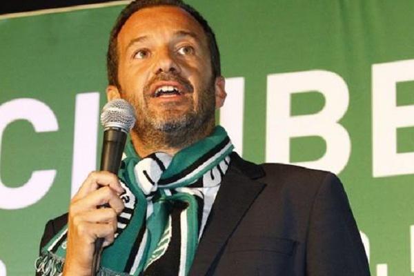 «Sei que vou fazer do Sporting campeão» - Frederico Varandas