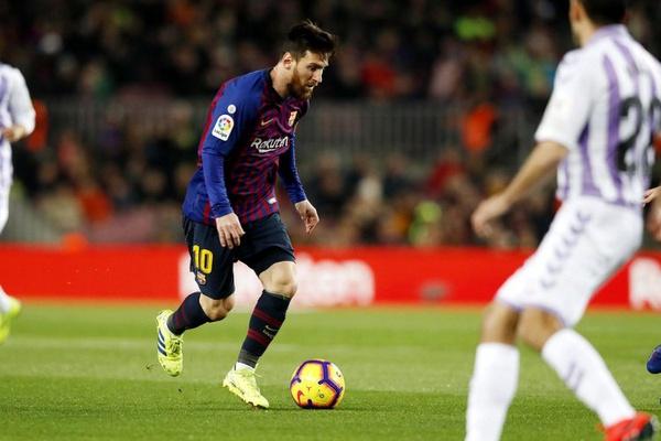 Espanha: Barcelona vence Valladolid com golo de Messi e cimenta liderança
