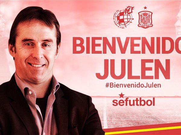 393ae2c6cb96d OFICIAL  Julen Lopetegui sucede Vicente del Bosque na seleção espanhola
