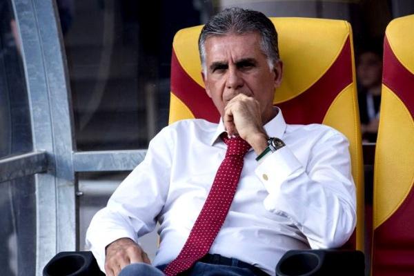Queiroz disponível para assinar com o Irão até final da Copa da Ásia de 2019