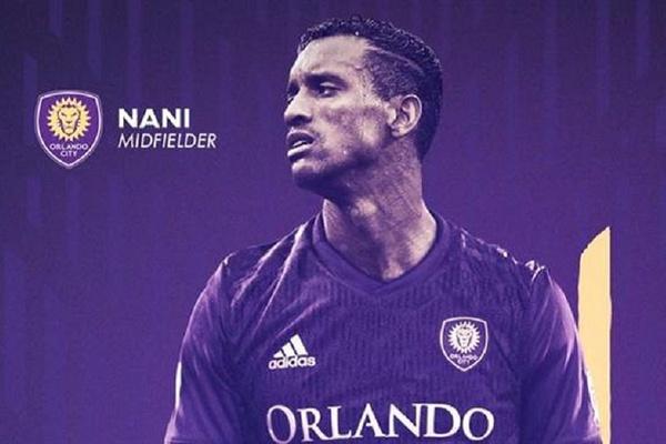 Mercado: Nani rescinde com Sporting e assina pelos Orlando City