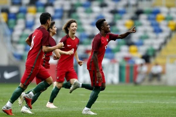 Portugal garante apuramento para a Ronda de Elite do Euro 2019 de sub-17