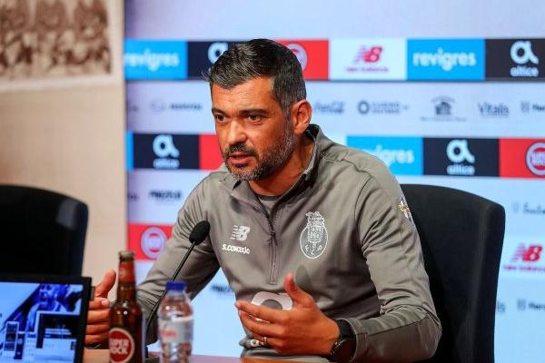 Sérgio Conceição diz-se capaz de dar continuidade ao projeto do FC Porto