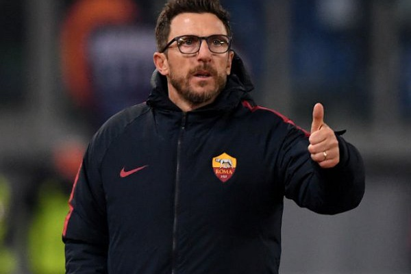 Eusebio di Francesco: «Coletivamente, foi das melhores exibições da temporada»