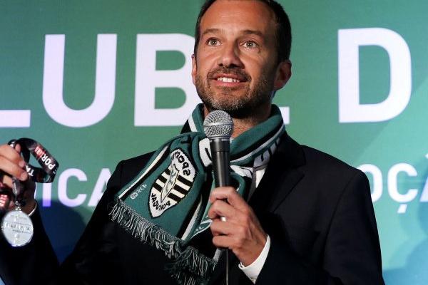 Frederico Varandas garante que acabou o tempo de o Sporting ser um «circo»