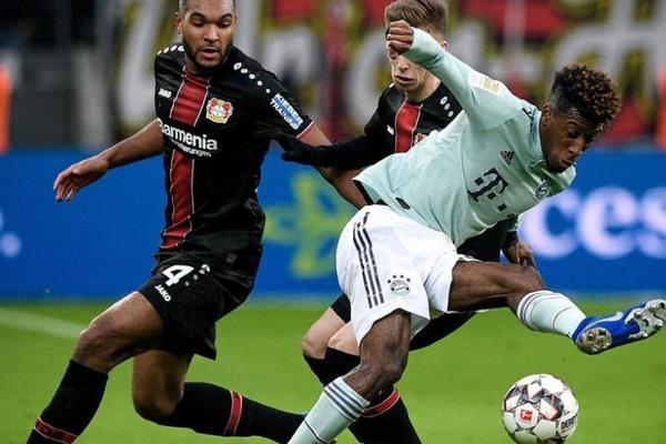Alemanha: Bayern Munique perde em Leverkusen, líder Dortmund empata em Frankfurt