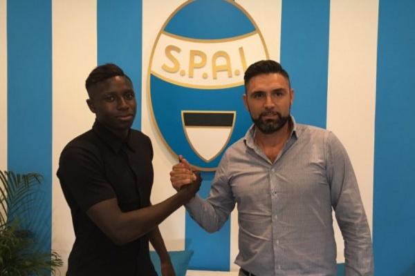 Mercado: OFICIAL - SPAL anuncia contratação de Pa Konaté