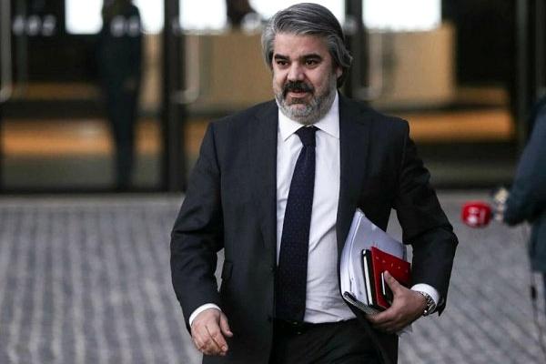 Paulo Gonçalves, assessor do Benfica, constituído arguido por ser advogado
