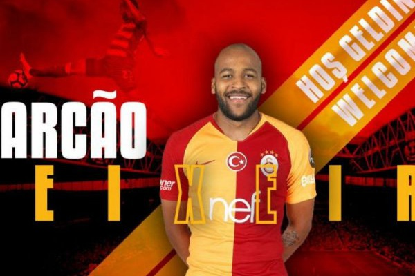 Mercado: OFICIAL - Marcão é reforço do Galatasaray