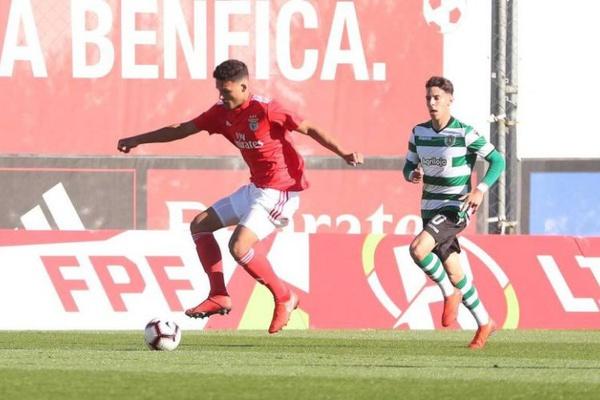 Liga Revelação: Sporting vence Benfica num dérbi em que foi mais eficaz